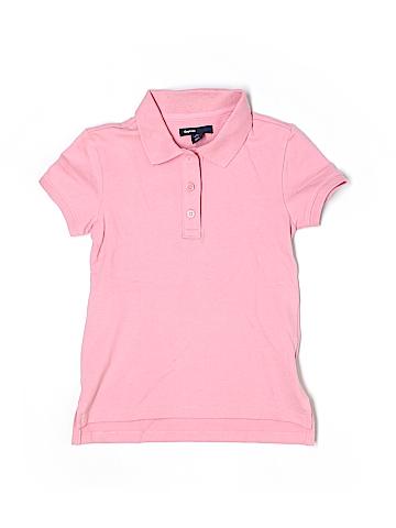 Gap Kids Short Sleeve Polo Size 6-7