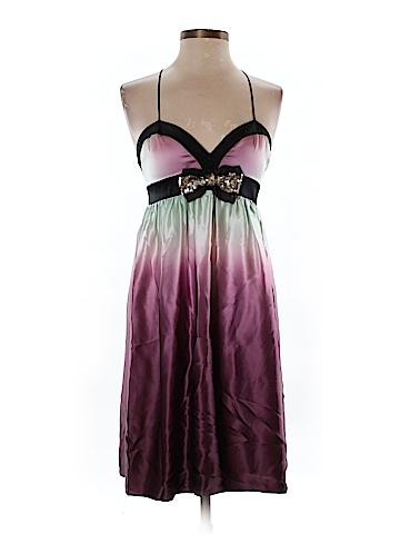 Julie Haus Silk Dress Size 4