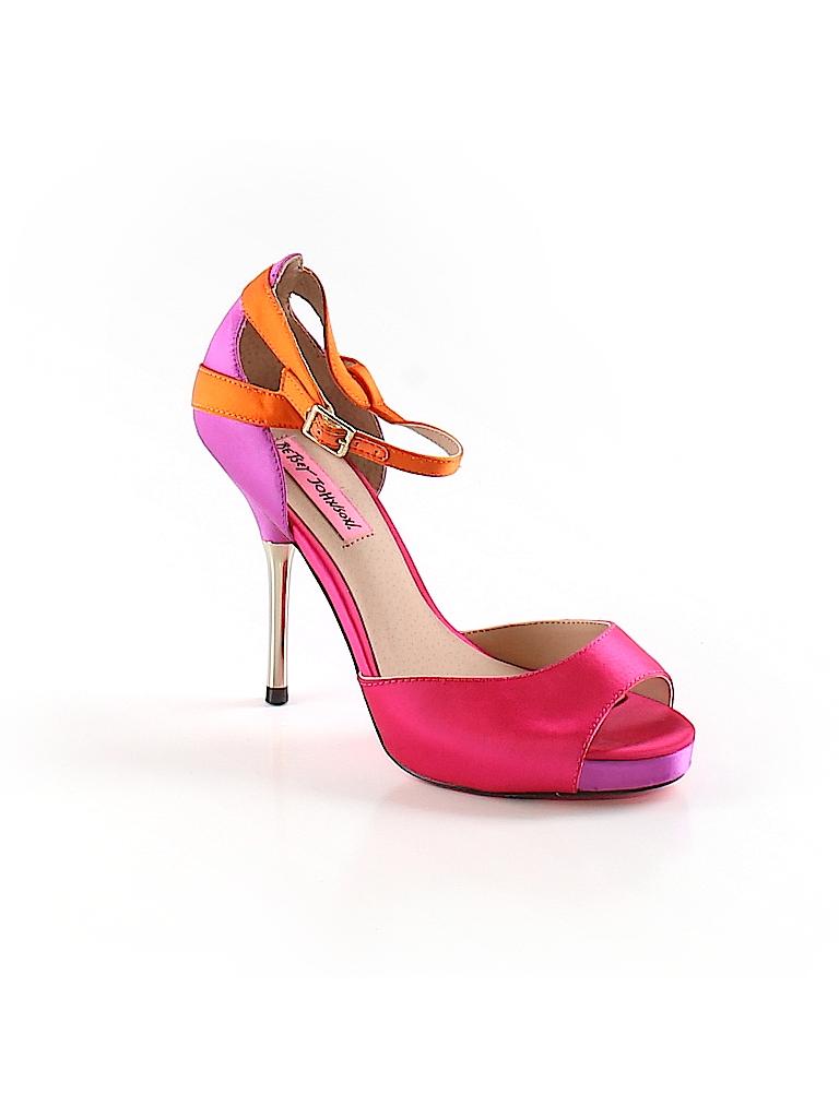 Betsey Johnson Women Heels Size 7