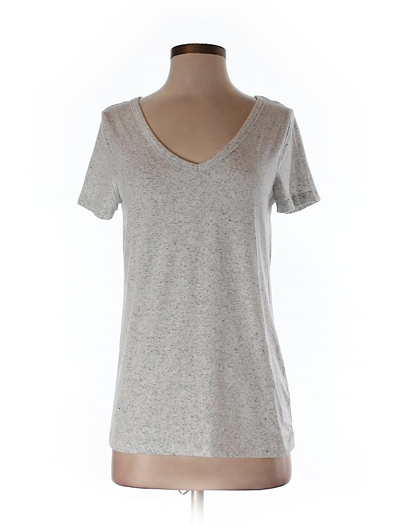 Merona Women Short Sleeve T-Shirt Size S