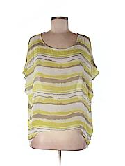 Sam & Lavi Women Short Sleeve Blouse Size XS
