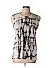 Pam & Gela Women Short Sleeve T-Shirt Size M