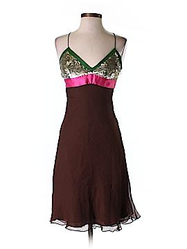 BCBGMAXAZRIA Silk Dress Size 10