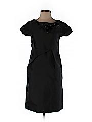 Gold Hawk Women Silk Dress Size S