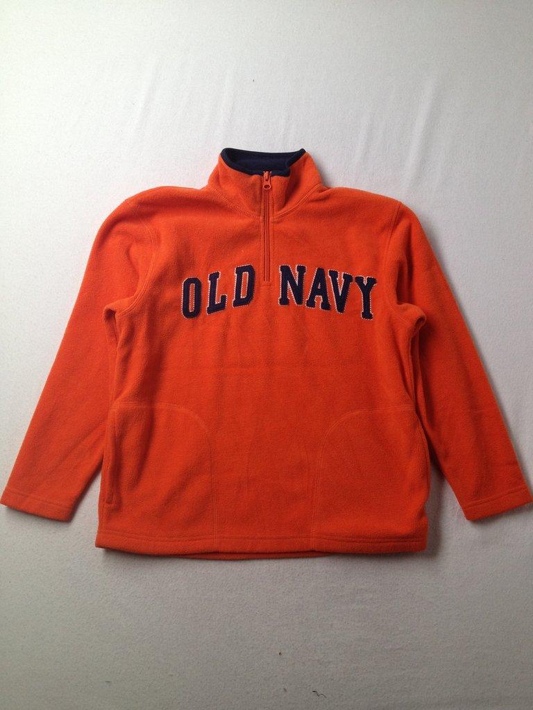 Old Navy Boys Fleece Jacket Size 8