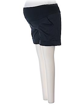 Mimi Maternity Khaki Shorts Size 5 (Maternity)