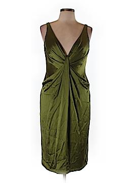Carmen Marc Valvo Silk Dress Size 10