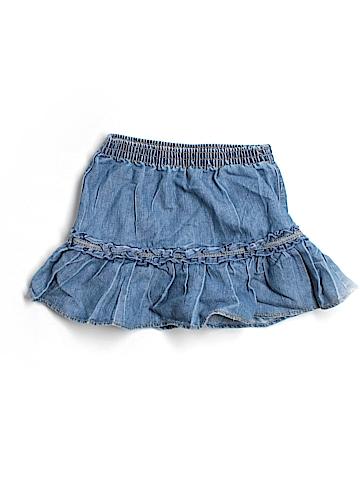 Okie Dokie Denim Skirt Size 4T