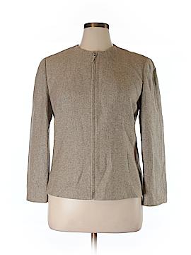 Anne Klein Wool Coat Size 14