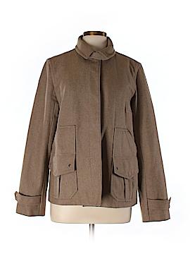 J. Crew Wool Coat Size L