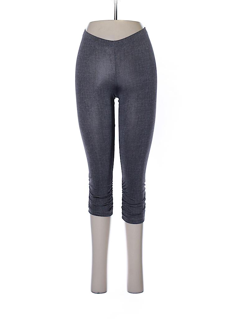 4f8b4aba7 Twenty One Solid Gray Leggings Size S - 50% off