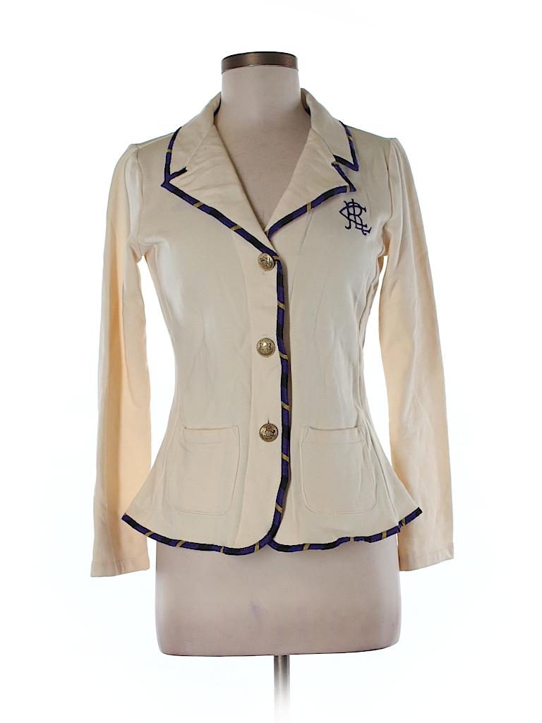 Ralph Lauren Blue Label Women Blazer Size M