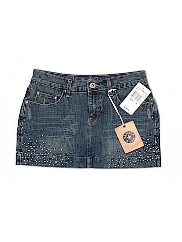 Vanilla Jeans Denim Skirt Size 9