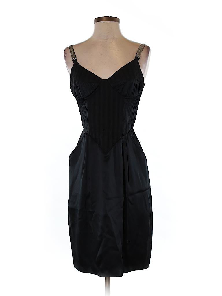 Catherine Malandrino Women Silk Dress Size 4
