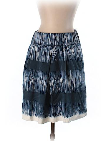 Banana Republic Silk Skirt Size XS (Petite)