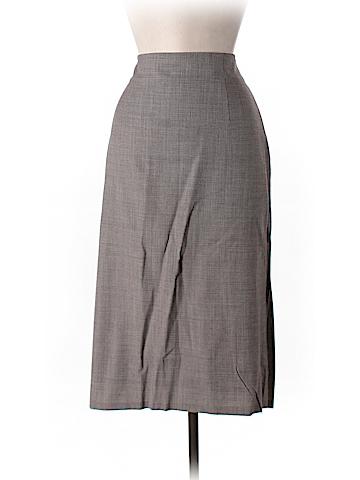 Banana Republic Wool Skirt Size 8