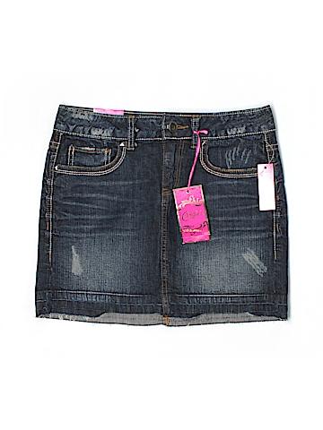 Candie's Denim Skirt Size 1