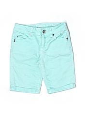 Justice Denim Shorts Size 12