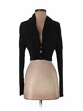 Bill Blass Silk Cardigan Size S