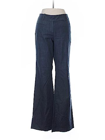 Ann Taylor LOFT Faux Leather Pants Size 6