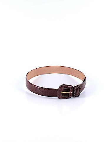 Carroll Reed Leather Belt Size L