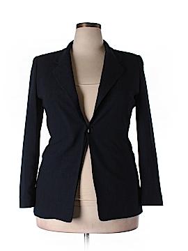 INC International Concepts Blazer Size 14 (Petite)