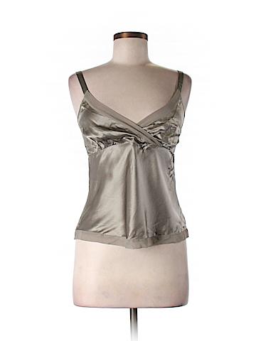 INC International Concepts Sleeveless Silk Top Size 10
