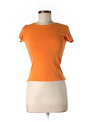 Zara Basic Short Sleeve T-Shirt Size S