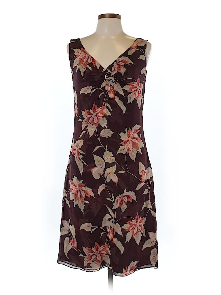 Tommy Bahama Women Silk Dress Size 10