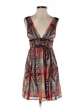 BCBGMAXAZRIA Silk Dress Size 2