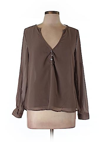 Choies Long Sleeve Blouse Size 10