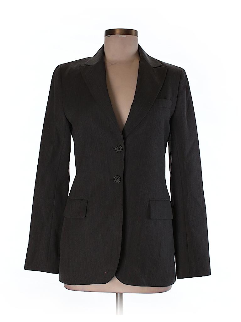 Theory Women Wool Blazer Size S