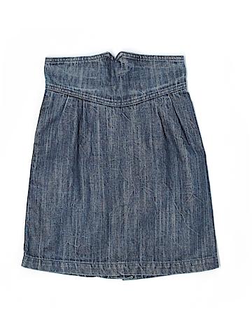 Car Mar Denim Skirt 24 Waist