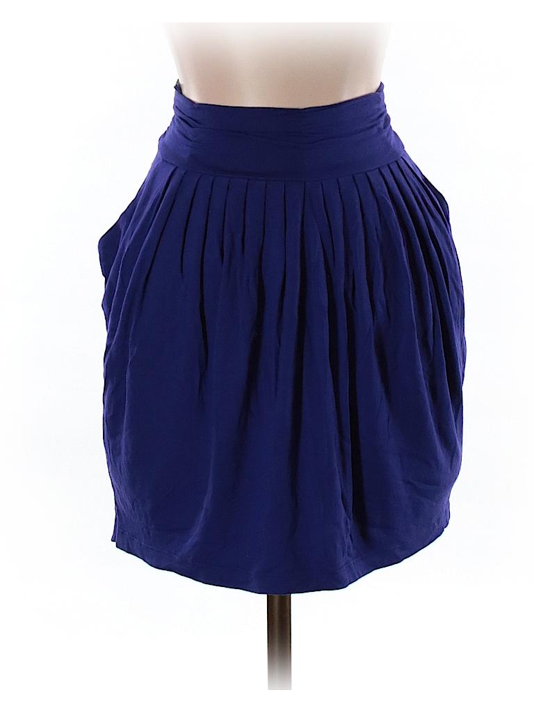 BCBGMAXAZRIA Women Casual Skirt Size S