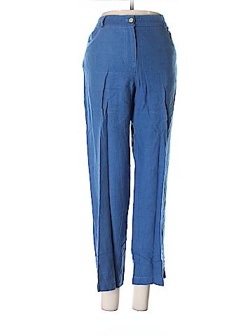 J. McLaughlin Linen Pants Size 8