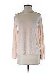 Massimo Dutti Silk Pullover Sweater Size S