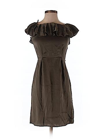 Banana Republic Silk Dress Size 0 (Petite)