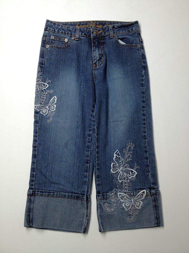 Arizona Jean Company Girls Capris Size 12 (Slim)