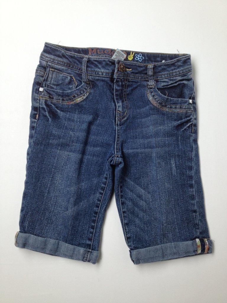 Mudd Girls Denim Shorts Size 12