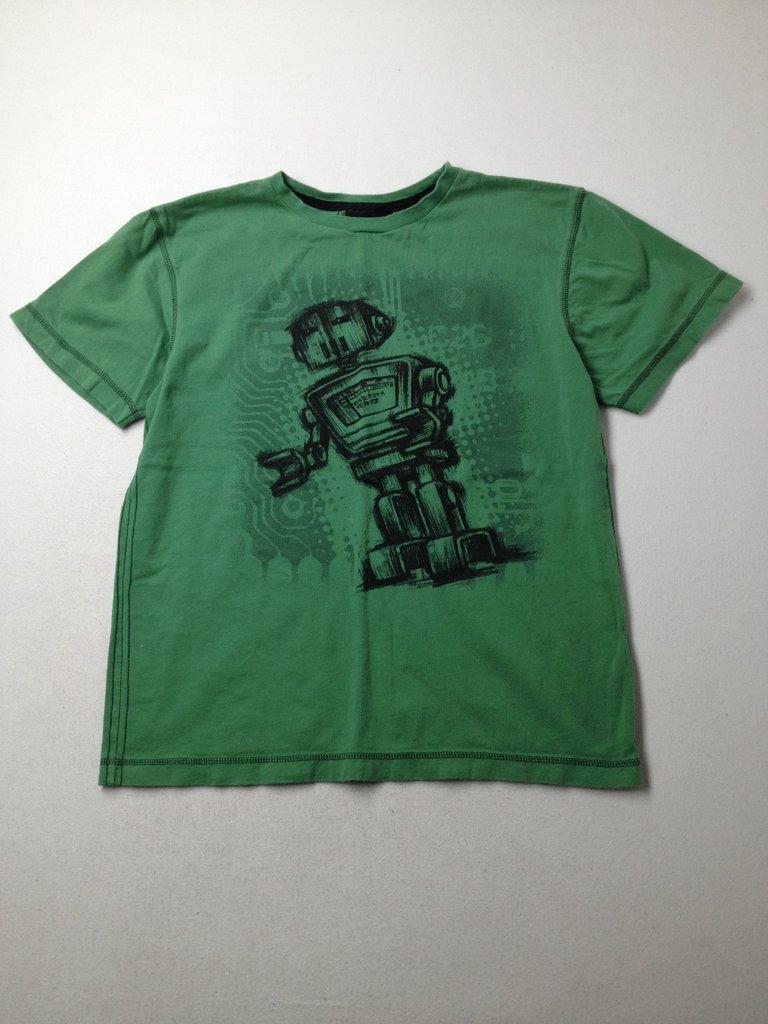 Ramped Up Boys Short Sleeve T-Shirt Size 18