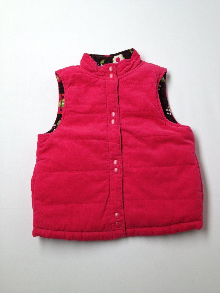Gymboree Girls Vest Size 5-6