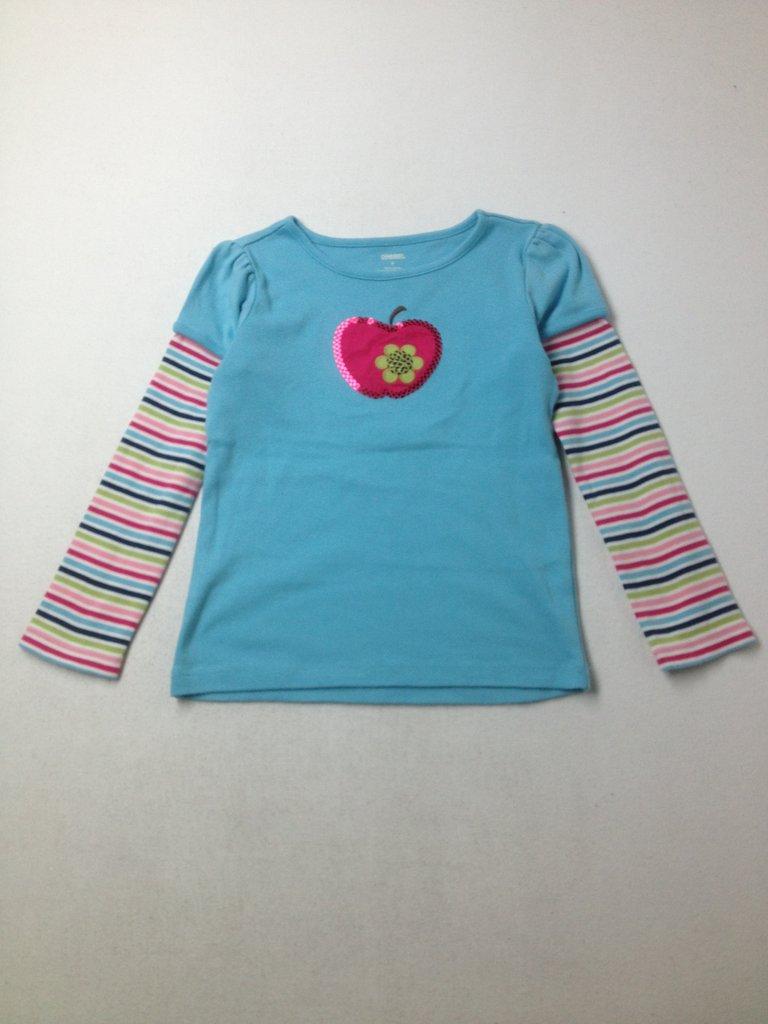 Gymboree Girls Long Sleeve T-Shirt Size 6