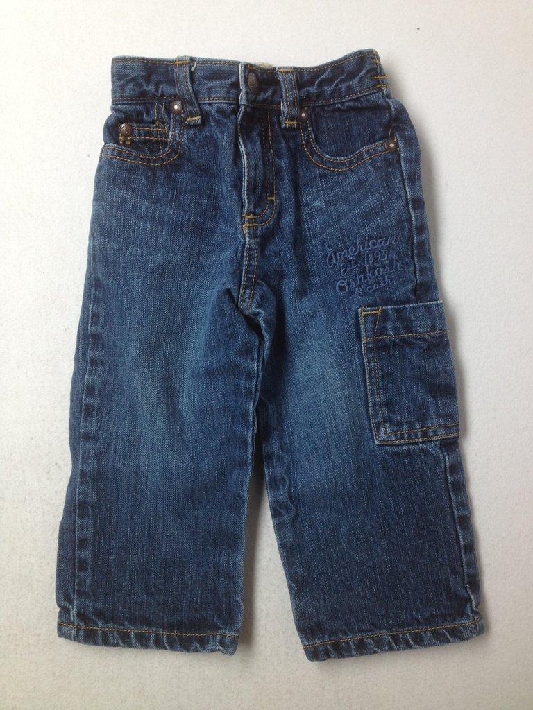 OshKosh B'gosh Boys Jeans Size 18 mo