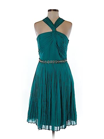 Laundry by Shelli Segal Silk Dress Size 8