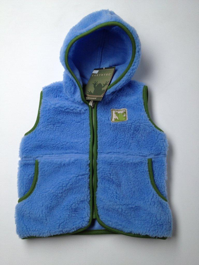 Earthtec Boys Vest Size X-Small  (Kids)