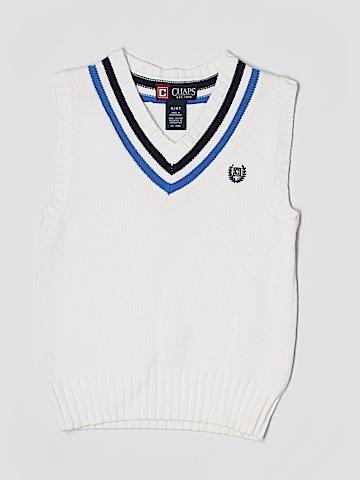 Chaps  Sweater Vest Size 4/4T