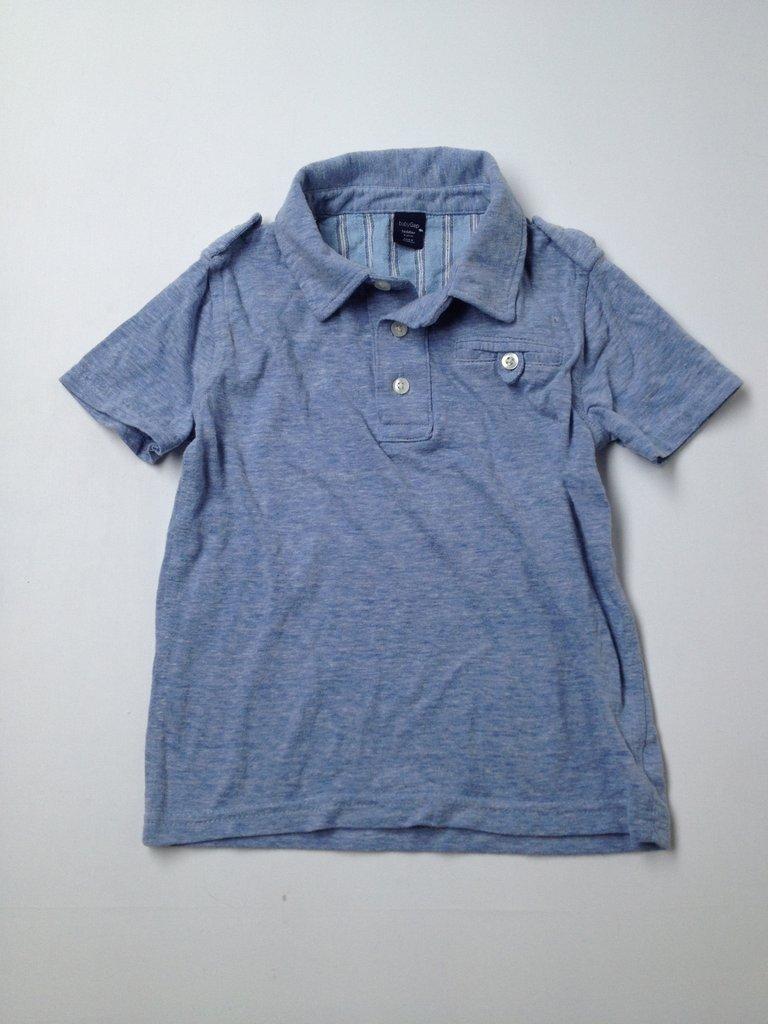 Baby Gap Boys Short Sleeve Polo Size 3T