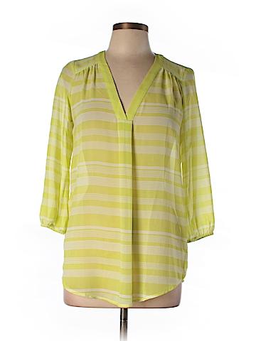 Ann Taylor LOFT Outlet 3/4 Sleeve Blouse Size S