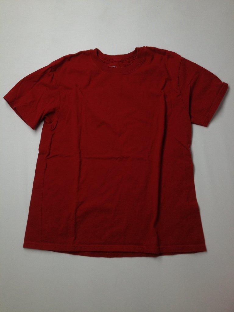 Hanes Boys Short Sleeve T-Shirt Size 10/12
