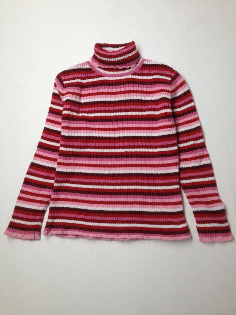 Gap Girls Long Sleeve Turtleneck Size S 5/6